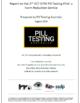 Pill Testing 2